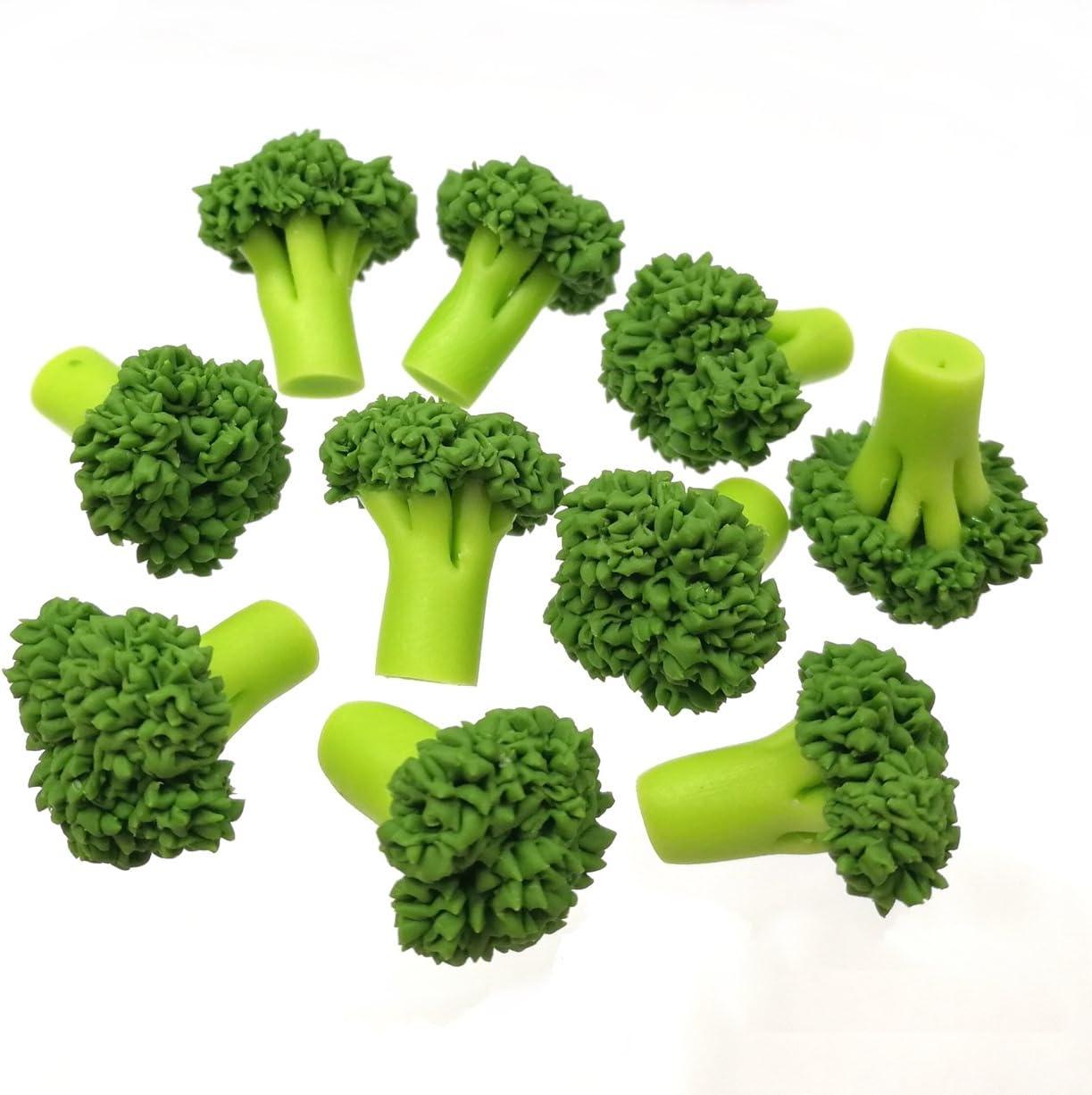 10 Pcs.Loose cabbage Dollhouse Miniatures Vegetable