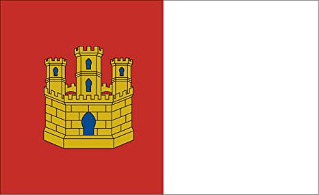 Durabol Grand Bandera de Castilla la Mancha 150 * 90 cm: Amazon ...
