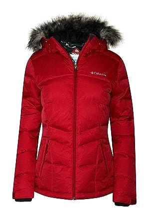 0e7452bec9b0 COLUMBIA MIDNIGHT SNOW II WOMEN S OMNI HEAT DOWN WINTER JACKET (XS ...