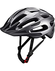 KUYOU Adult Cycling Bike Helmet with Adjustable Ultralight Stable Road/Mountain Bike Cycle Helmets for Mens Womens
