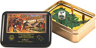 product image for Vintage Game Tin Great Railroad