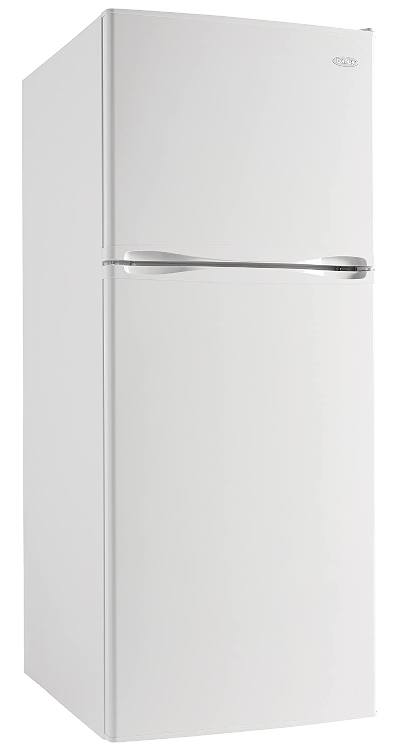 Amazon.com: Danby DFF123C1WDB Frost-Free Refrigerator with Top-Mount ...