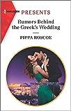 Rumors Behind the Greek's Wedding