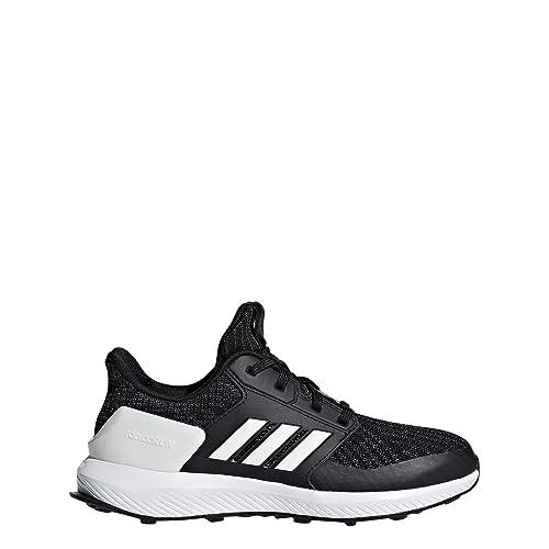 adidas Unisex Kinder RapidaRun Knit Fitnessschuhe: