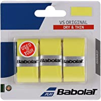 Babolat Vs Original Dry & Thin Overgrip Pack Of 3