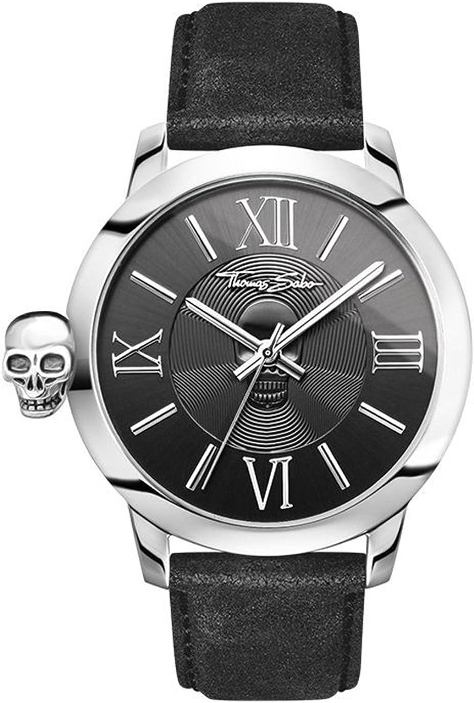 Thomas Sabo, Reloj para Hombre WA0296-218-203-46 mm