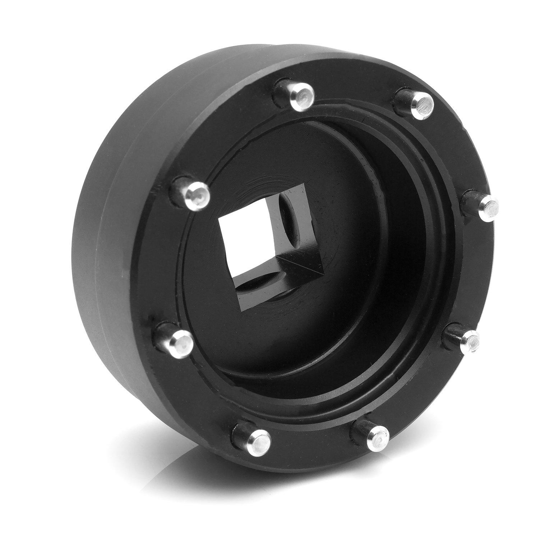OEMTOOLS 25962 Hub Locknut Socket (Toyota 8-Pin Front)