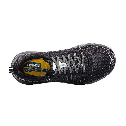 845be3fa33fab HOKA ONE ONE Hoka One M Hupana 2 Black/Blackened Pearl Running Shoes