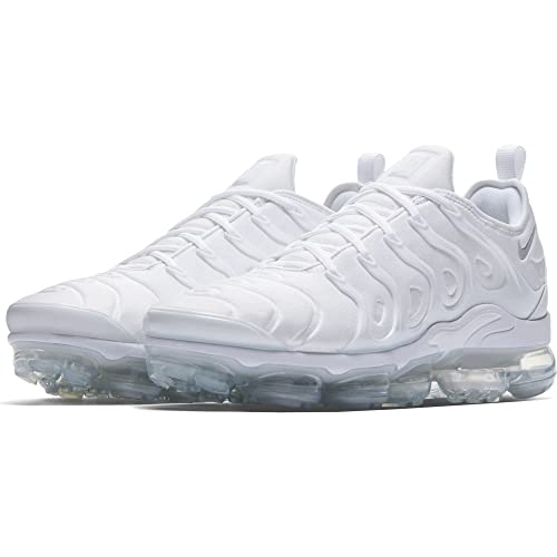 "Nike Air Vapormax Plus ""Triple White"" TN, Zapatillas Deportivas Unisex"