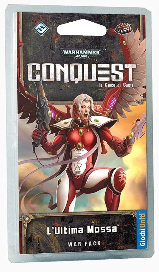 Giochi Uniti gu442 - Juegos Rol Conquest LCG: L última ...