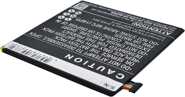 TechGicoo 40mAh / 40.40Wh Replacement Battery for Amazon Fire HD 40