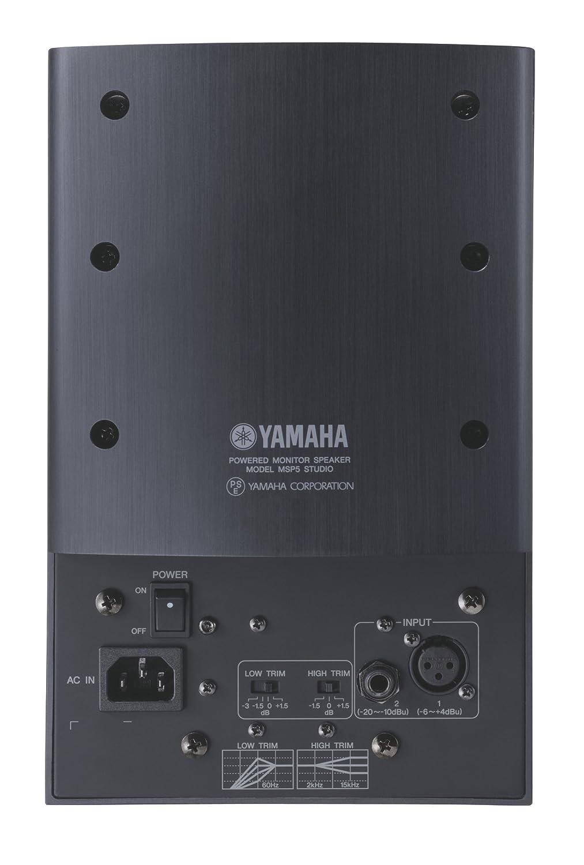 back facing yamaha msp5