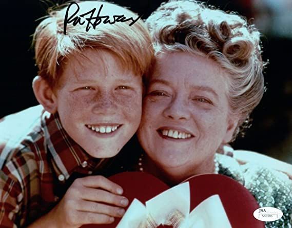 Ron Howard Signed Autographed 8x10 Photo Andy Griffith Show Opie W