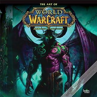Warcraft 2018 - 18-Monatskalender: Original BrownTrout-Kalender