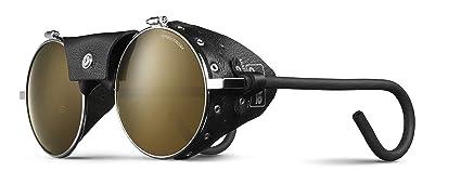 17ca8ff5a8ce5d Amazon.com  Vermont Classic Sunglasses  Chrome Black with Spectron 4 ...