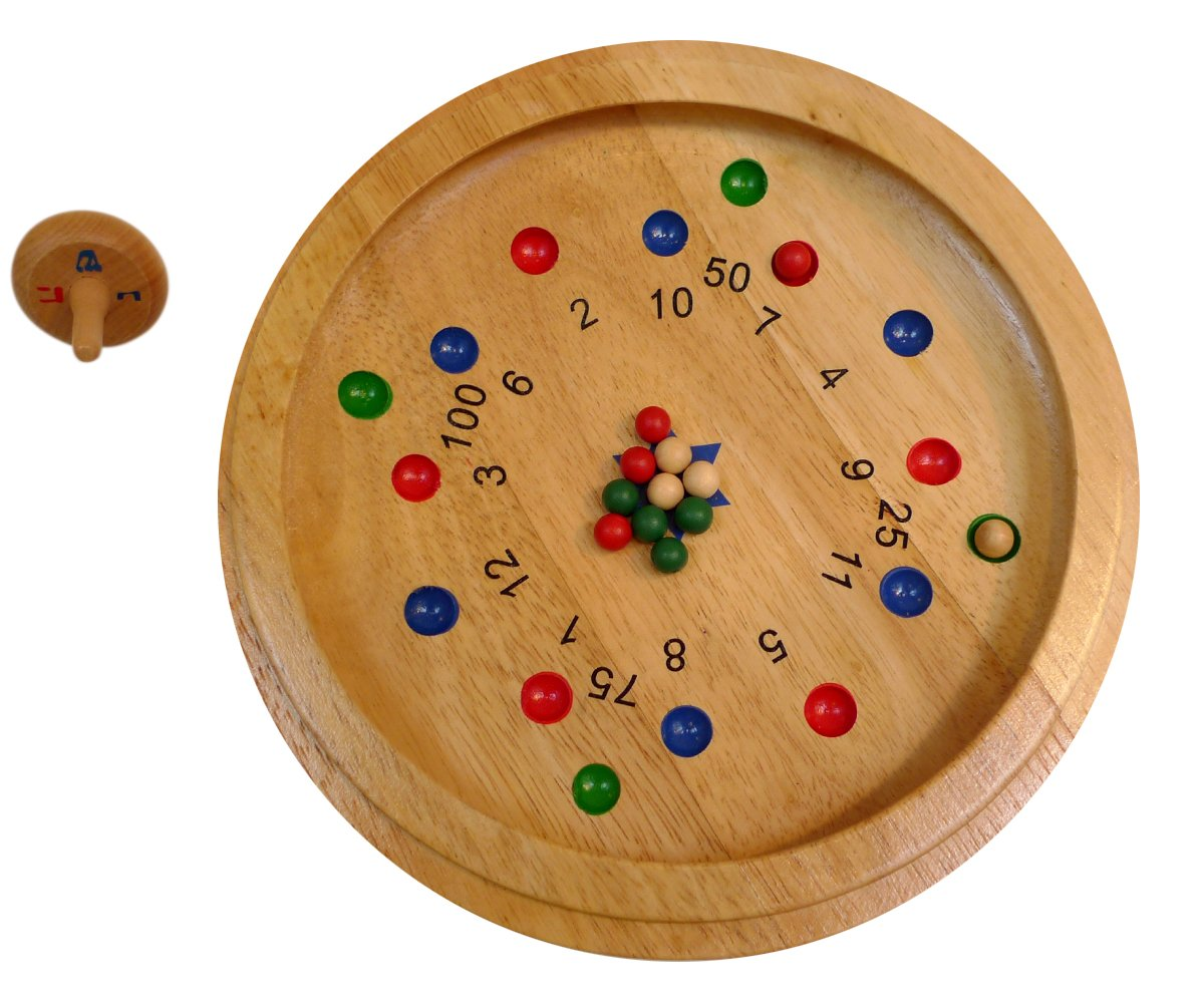 Dreidel Roulette Game