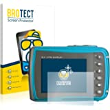 2x BROTECT Protector Pantalla para Easypix Aquapix W1024 Splash - Mate, Película Antireflejos