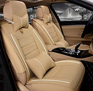 Icegirl Universal All Seasons Front U0026 Rear Car Seat Cushion Cover For BMW 1  3 5