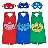 PJ Masks Costumes For Kids Catboy Owlette Gekko