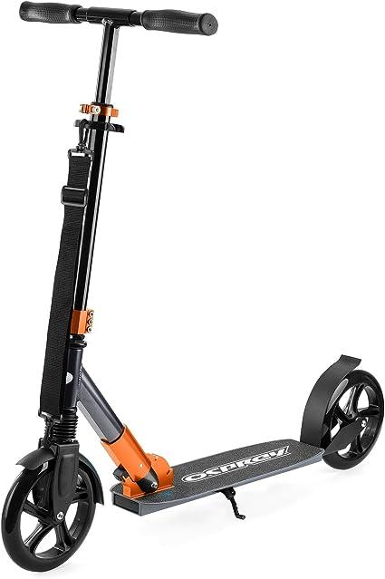 Amazon.com: Osprey - Patinete con ruedas grandes ...