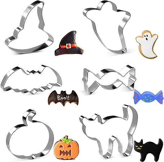 Halloween Owl 101 Cookie Cutter Set