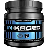 Kaged Muscle In-Kaged Intra-Workout Fuel, Cherry Lemonade, 11.92 oz