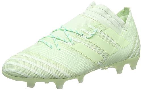 watch c145e 7f30b adidas Nemeziz 17.2 Fg, Scarpe da Calcio Uomo, Verde (Aero S18 aero