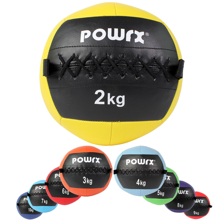 Wall Ball Balón Medicinal  kg Ideal para los ejercicios de Functional