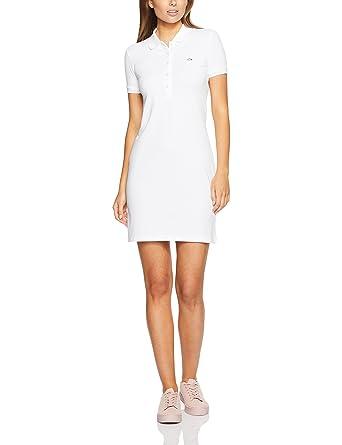 e1c9bd1f72396b Lacoste Women s Basic Polo Dress