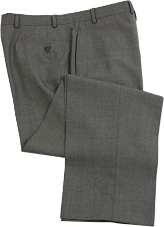 RALPH by RALPH LAUREN Tight Pinstripe Poly Blend MODERN FIT Pleated Front Pant