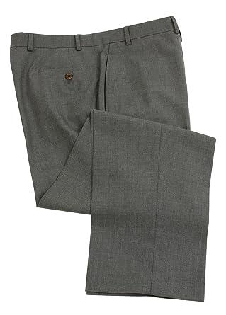 Ralph Lauren Wool Dress Pants For Men Classic Flat Front Style