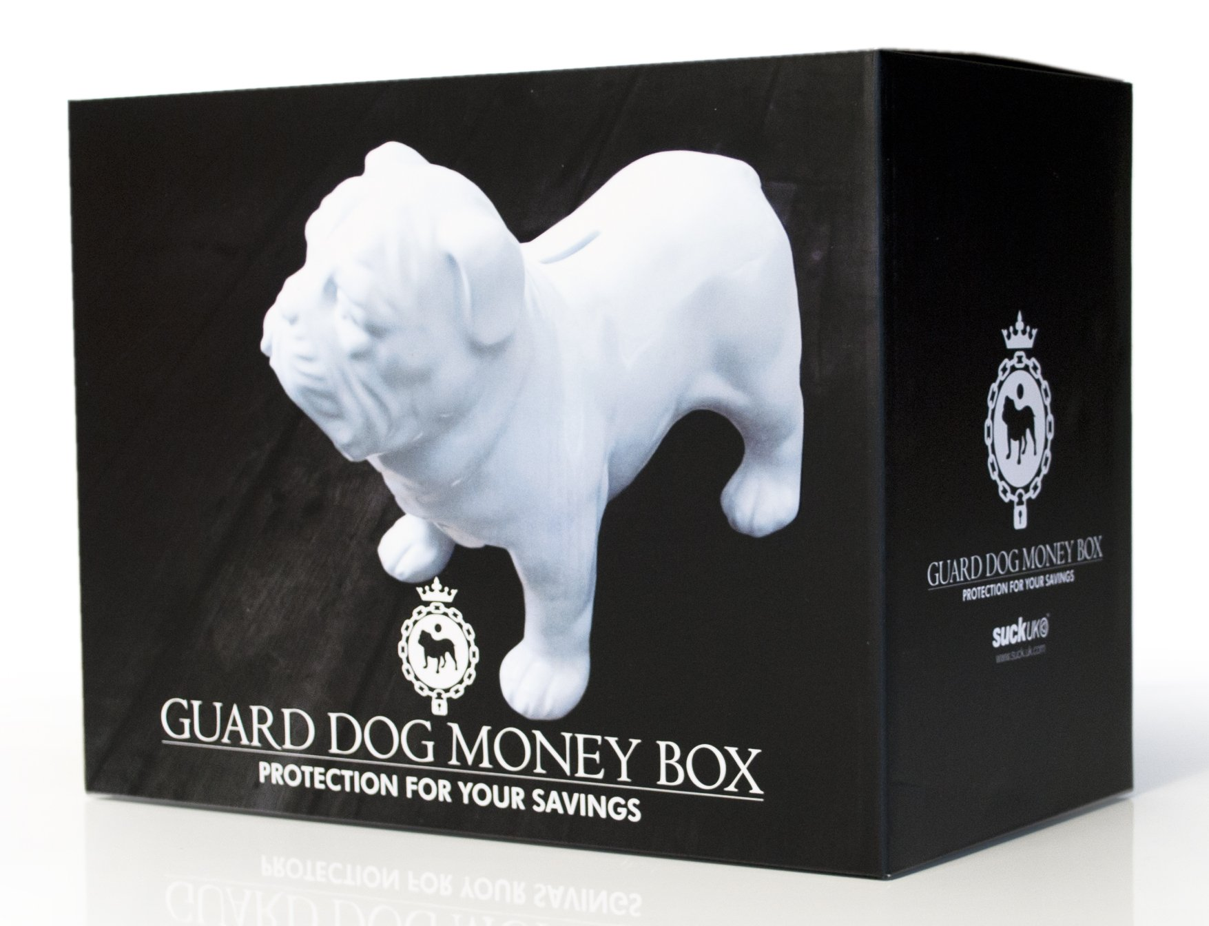 SUCK UK Ceramic Guard Dog Money Box by Suck UK (Image #7)