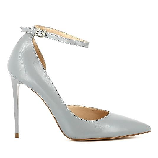 Chaussures Evita Shoes Ilaria grises femme 2PJB1W