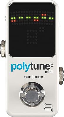 TC Electronic Polytune 3 Mini Tuner Pedal