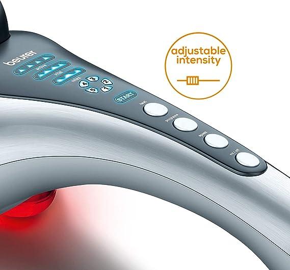 Массажер mg100 beurer упражнения специально разработанные движения для рук ног туловища шеи и других частей тела