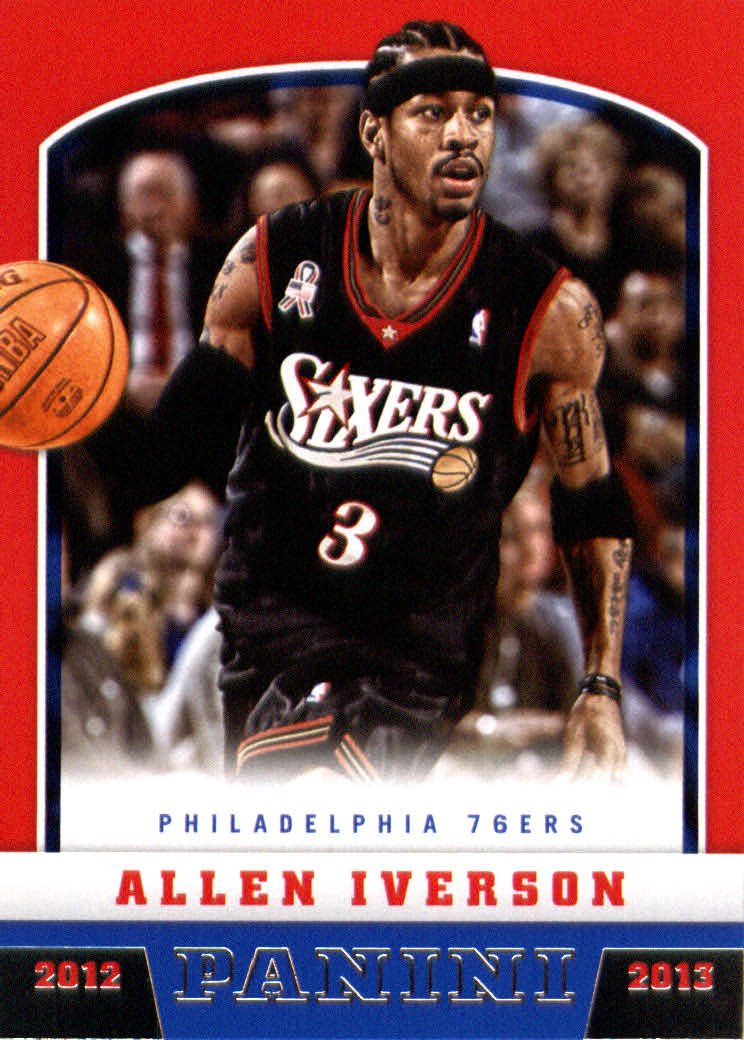 Galleon 2012 Panini Basketball Card 2012 13 177 Allen