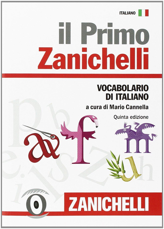 vocabolario solo italiano zanichelli