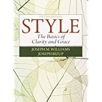 STYLE 5/E: The Basics of Clarity and Grace