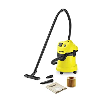 2f6f3e089 Kärcher WD3P Wet and Dry Vacuum: Amazon.co.uk: Kitchen & Home
