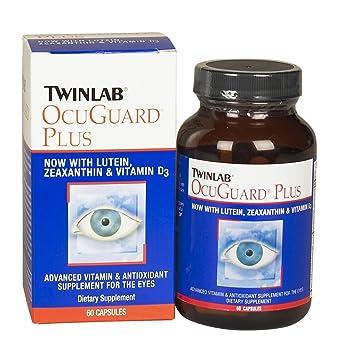 TWINLAB, Ocuguard Plus - 60 caps