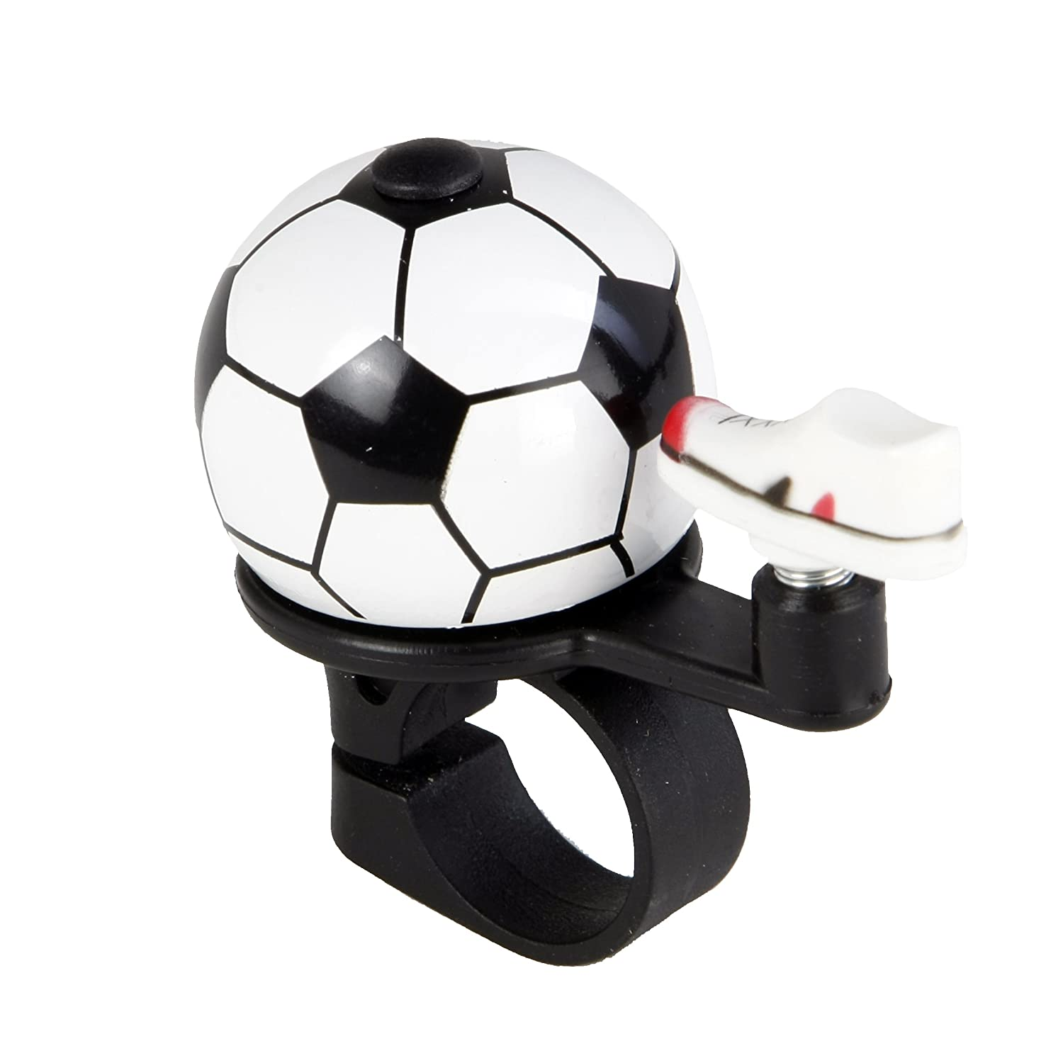 Fischer Football Bicycle Bell–Multicolour–One Size