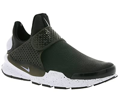 sports shoes a2988 aeeaf Image Unavailable. Image not available for. Color  Nike SOCK DART PRM WOMENS  running-shoes 881186-001 6 - BLACK WHITE-