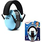 Sound Kids Earmuffs / Hearing Protectors - Adjustable Headband Ear Defenders for Infants Children