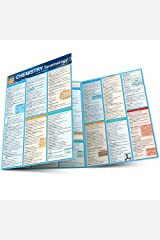 Chemistry Terminology (Quick Study Academic) Pamphlet