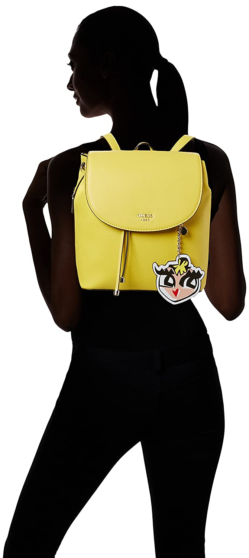 guess outlet online usa, Guess PIN UP POP Zaino yellow
