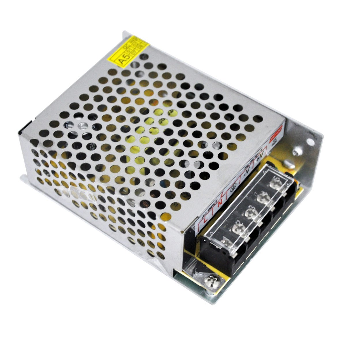 OLSUS AC 85~265V to DC 12V 4A 48W Indoor Switching Power Supply for LED Strip for DIY