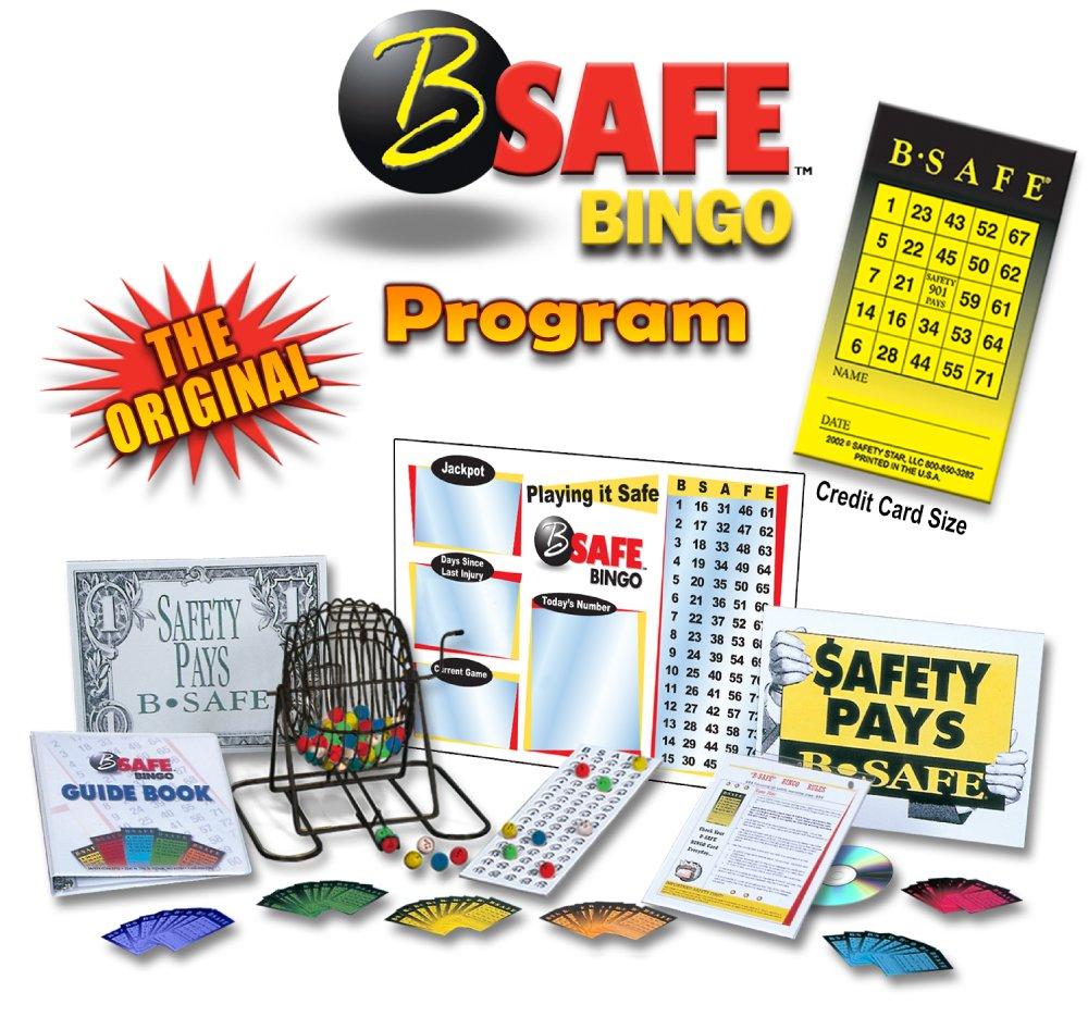 B-Safe Safety Bingo Program