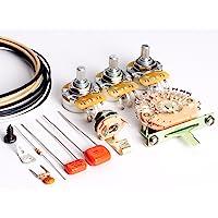 ToneShaper Guitar Wiring Kit For Fender HSS Stratocaster HSS2 (Auto-Split Wiring)