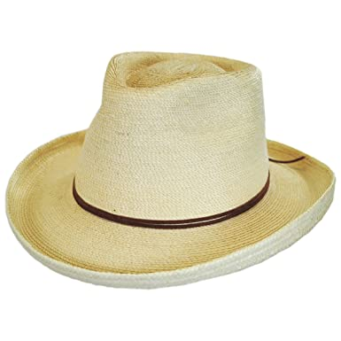 Outlaw Guatemalan Palm Leaf Straw Hat at Amazon Men s Clothing store  071296a118