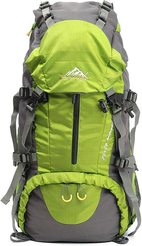 Viewer Supple Curiosity  TQGOLD Zaino da Trekking Escursionismo 50 Litri Sport all'aperto Viaggi di  Campeggio Zaini da Montagna 60 x 30 x 20 cm,Verde: Amazon.it: Sport e tempo  libero